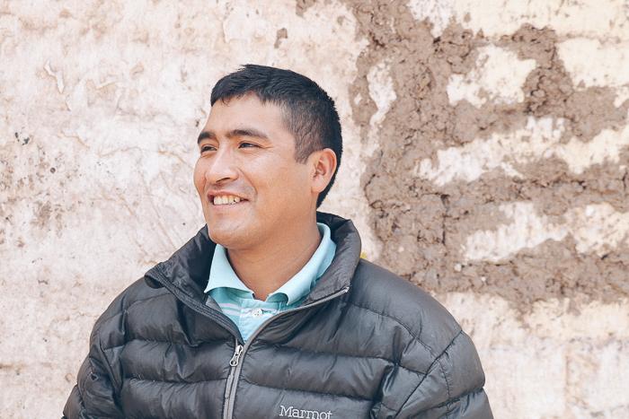 Ruben Huaman Quispe – Lead Agriculture Technician